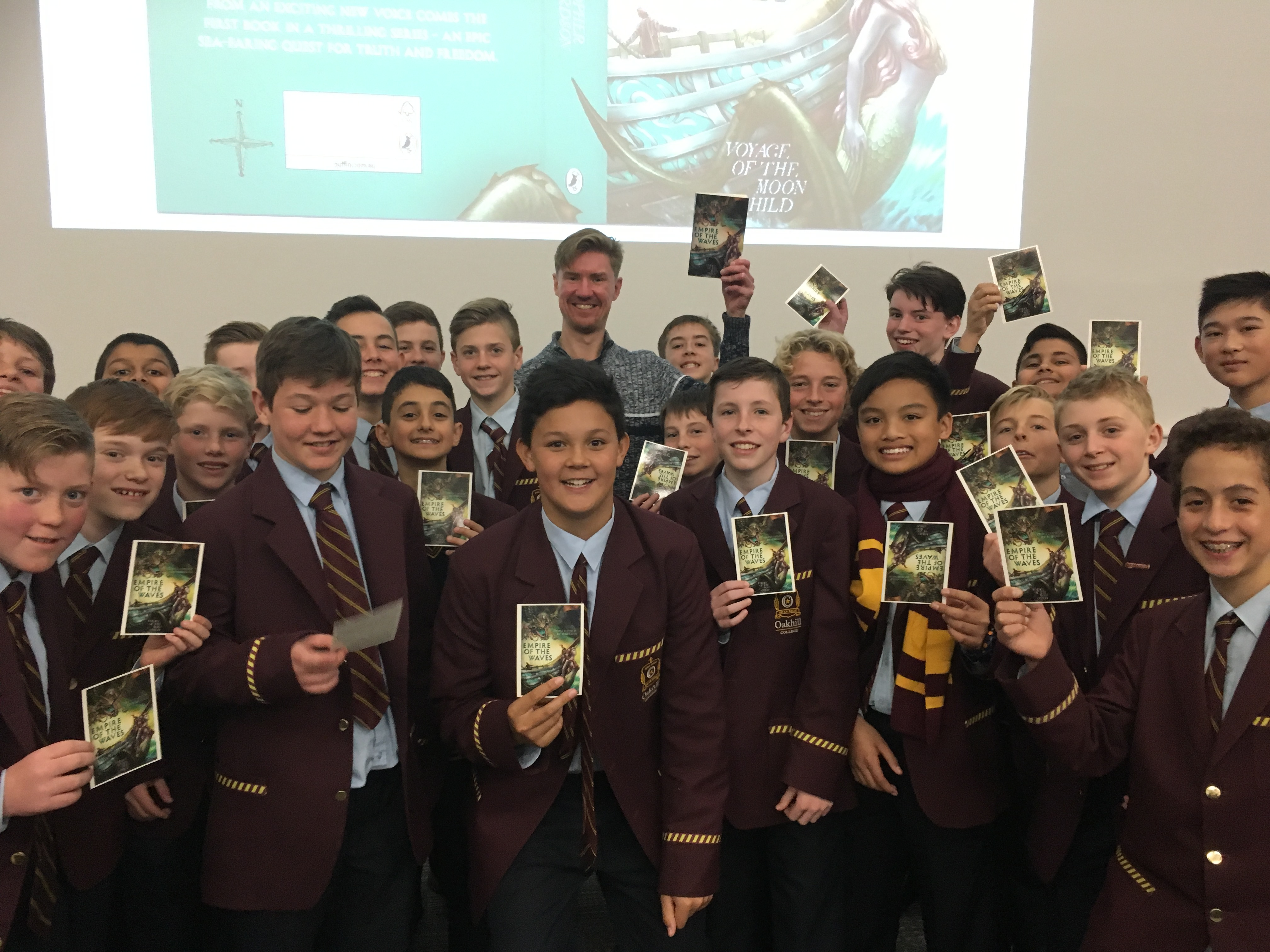 Oakhill College Banquet of Books: Book Week 2019